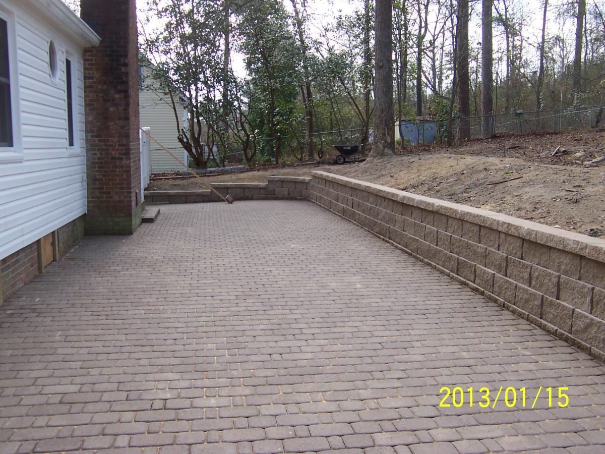 Deck Builder, Patio, Retaining Wall, Paver Installer, Trex Decking | All  Pro Improvements | Columbia SC | Lexington And Irmo South Carolina